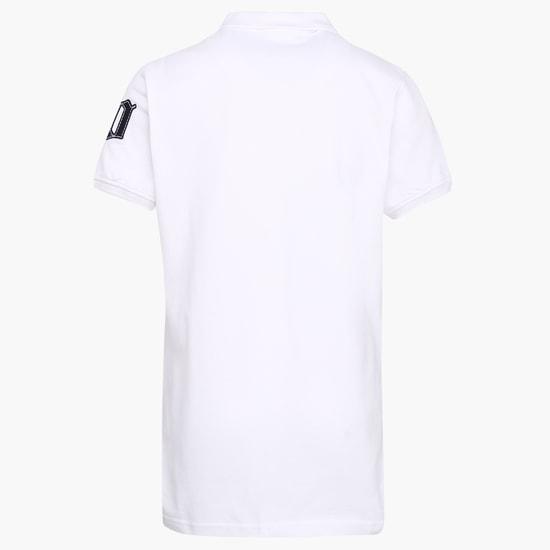 MAX Polo Neck T-Shirt
