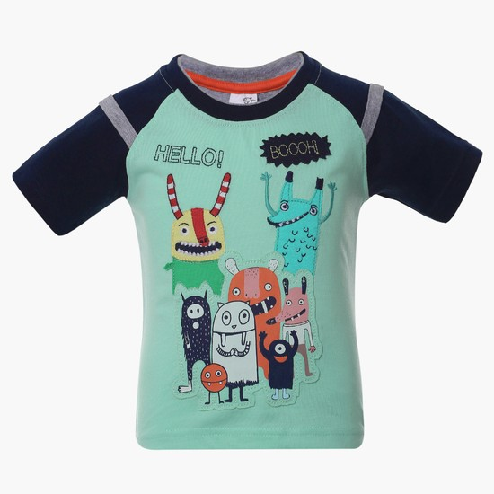 MAX Monster Town T-Shirt