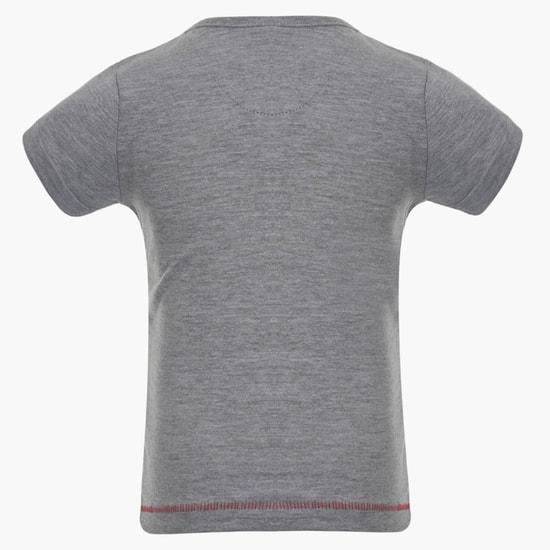 MAX Monster Applique T-Shirt