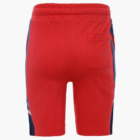 MAX Pocketed Sporty Shorts