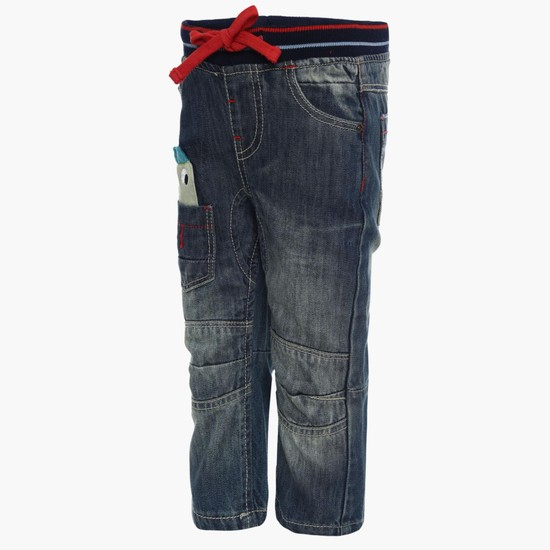 MAX Elasticated Waist Jeans