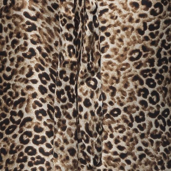 MAX Leopard Print Blouse