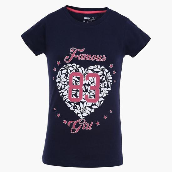 MAX Graphic Print T-Shirt