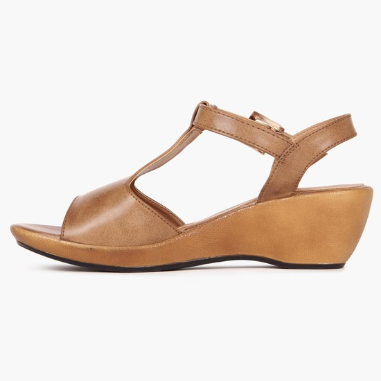 MAX T-Strap Wedges