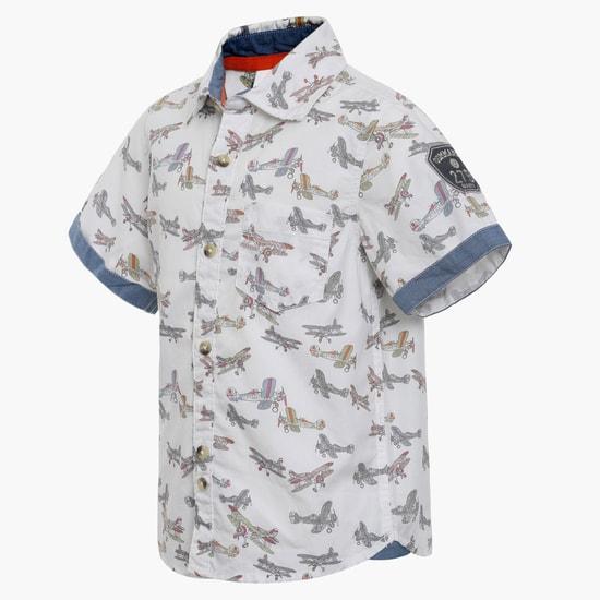 MAX Aircraft Ride Shirt