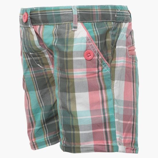 MAX Plaid Shorts