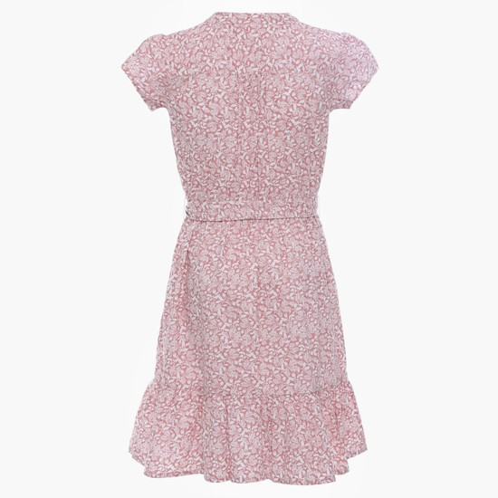 MAX Tendril Print Summer Dress
