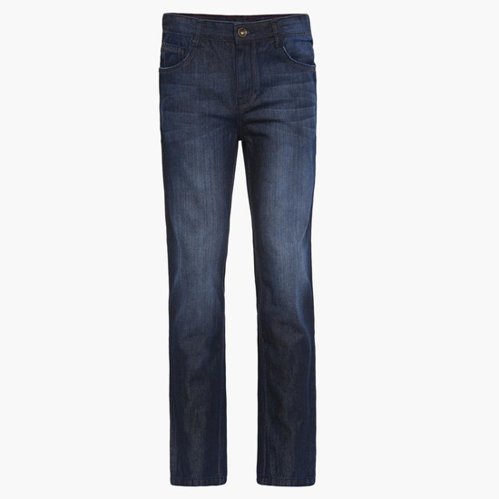 MAX Whiskered Jeans