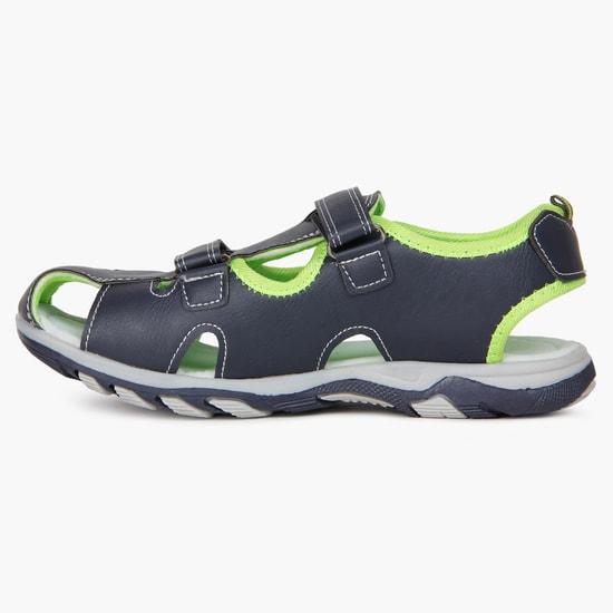 MAX Velcro Closure Sandals