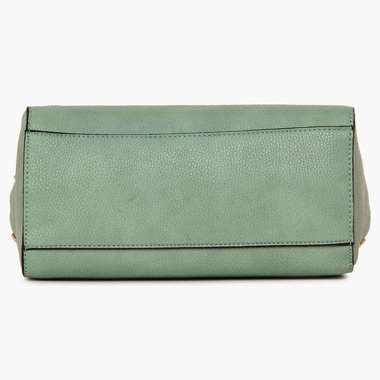 MAX Pebble Grain Texture Sling Bag