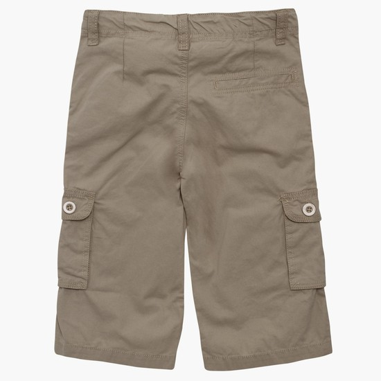 MAX Relaxed Fit Capris