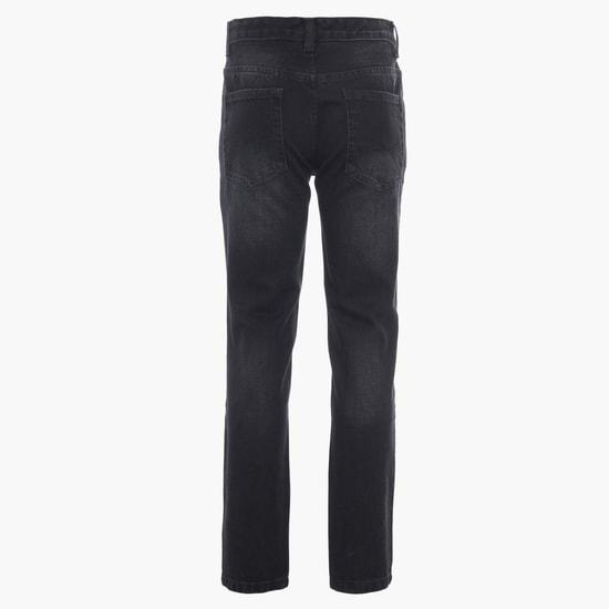 MAX Dark Wash Five Pocket Jeans