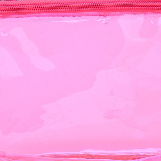 MAX Transparent Makeup & Travel Pouch