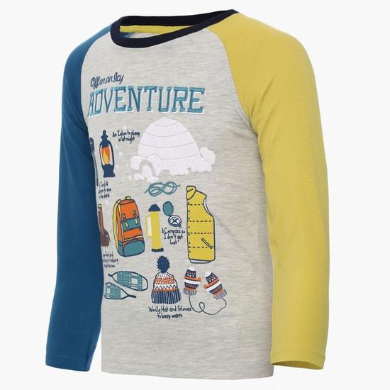 MAX Adventure Full Sleeves T-Shirt