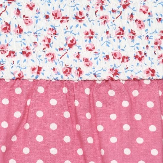 MAX Strappy Printed Dress