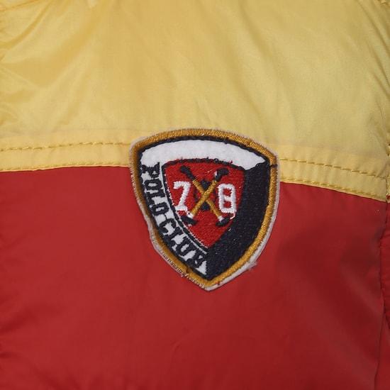 MAX High Neck Sleeveless Jacket