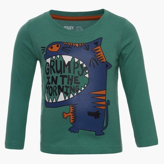 MAX Grumpy Monster T-Shirt