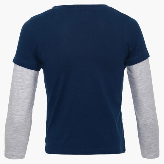 MAX Rider Full Sleeves T-Shirt