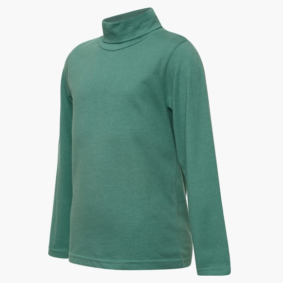 MAX Turtle Neck T-Shirt