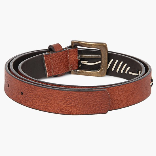 MAX Embroidered Classic Belt