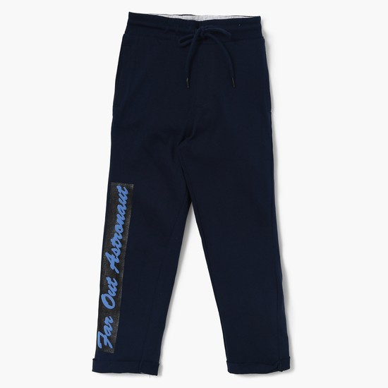 MAX Typography Print Trackpants