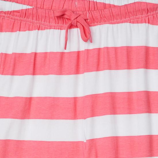MAX Bunny Striped Sleepwear Set