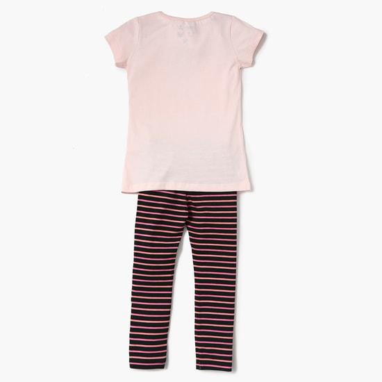 MAX Printed Nightwear Set - Set Of 2 Pcs.