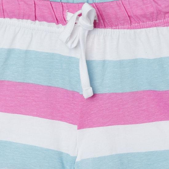 MAX Bonjour Paris T-Shirt And Shorts