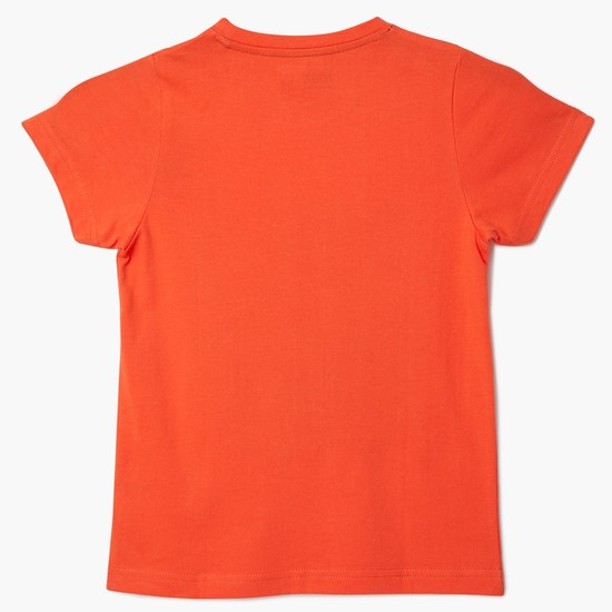 MAX Totally Board Graphic Print T-Shirt