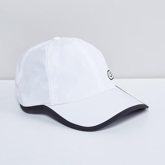 MAX Panelled Colourblock Baseball Cap