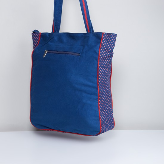 MAX Printed Shopper's Tote Bag
