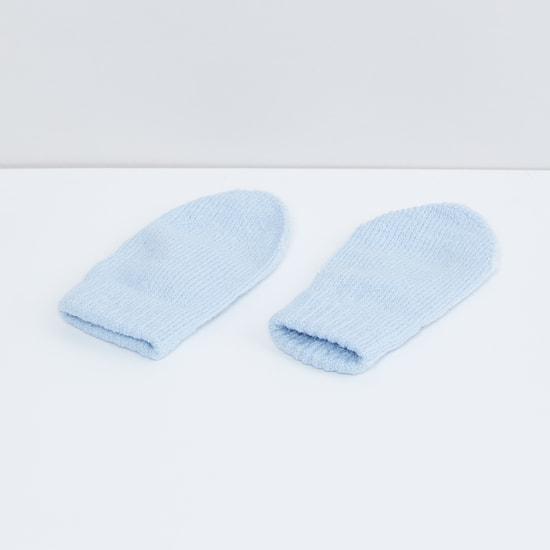 MAX Bear Beanie & Sock Set - Set of 2 Pcs.