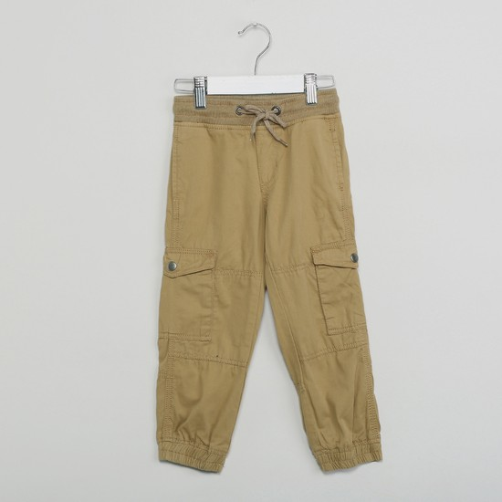 MAX Solid Cargo Joggers
