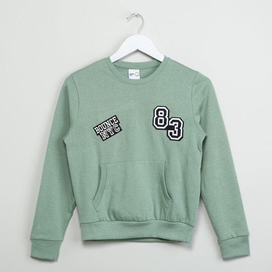 MAX Applique Sweatshirt