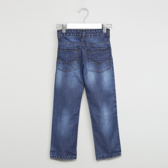 MAX Straight Fit Jeans