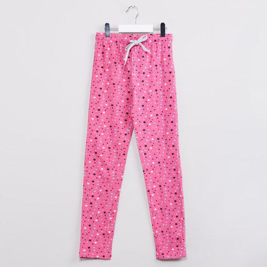MAX Graphic Print Top and Pyjama Set