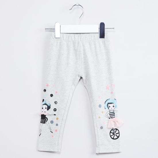 MAX Graphic Print Pants