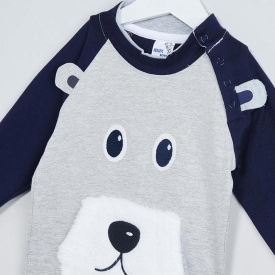 MAX Bear Patch T-shirt