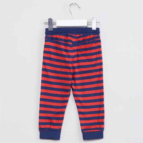 MAX Striped Joggers