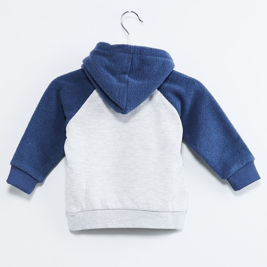 MAX Bunny Teeth Hooded Sweatshirt