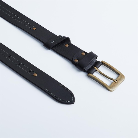 MAX Genuine Leather Classic Belt