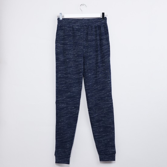 MAX Textured Tapered Joggers