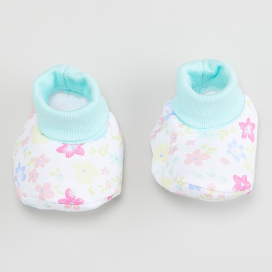 MAX Printed Infant Gift Set - 4 Pcs