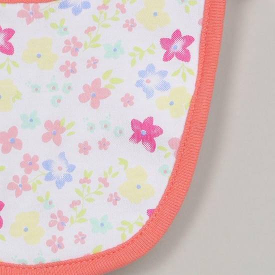 MAX Printed Reversible Bib - Set of 2