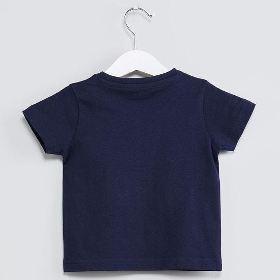 MAX Spaceship Graphic Print T-shirt