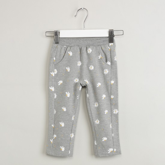 MAX Floral Print Pants