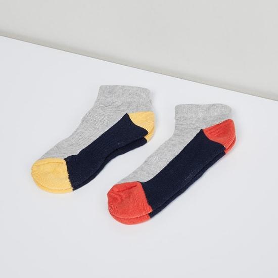 MAX Colourblock Socks - Pack of 2 Pcs.