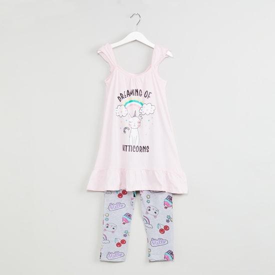 MAX Printed Sleepwear - 2 Pcs.