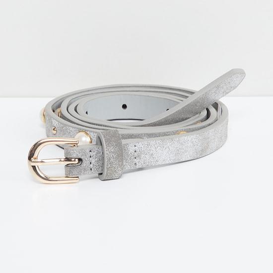 MAX Embellished Narrow Belt