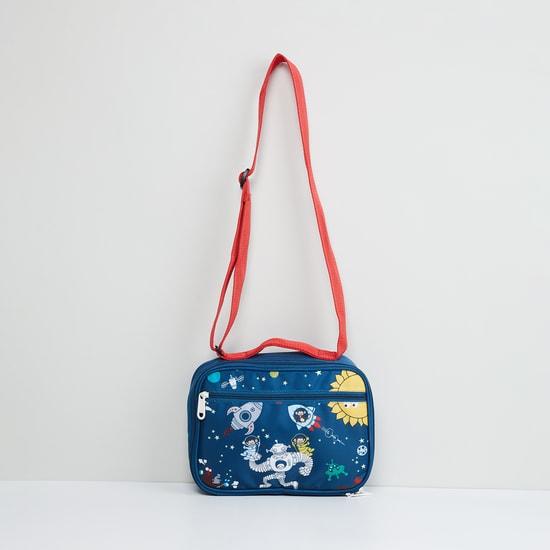 MAX Printed Lunch Bag